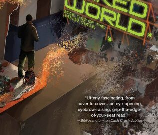 Book 2 of the Jubilee Cycle trilogy, The Naked World, is now